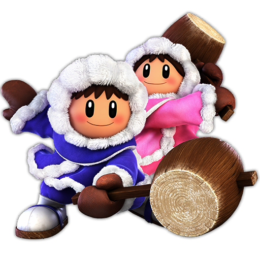 Super Smash Bros Ultimate Ice Climbers Guide Super Smash Bros Ice Climber Smash Bros