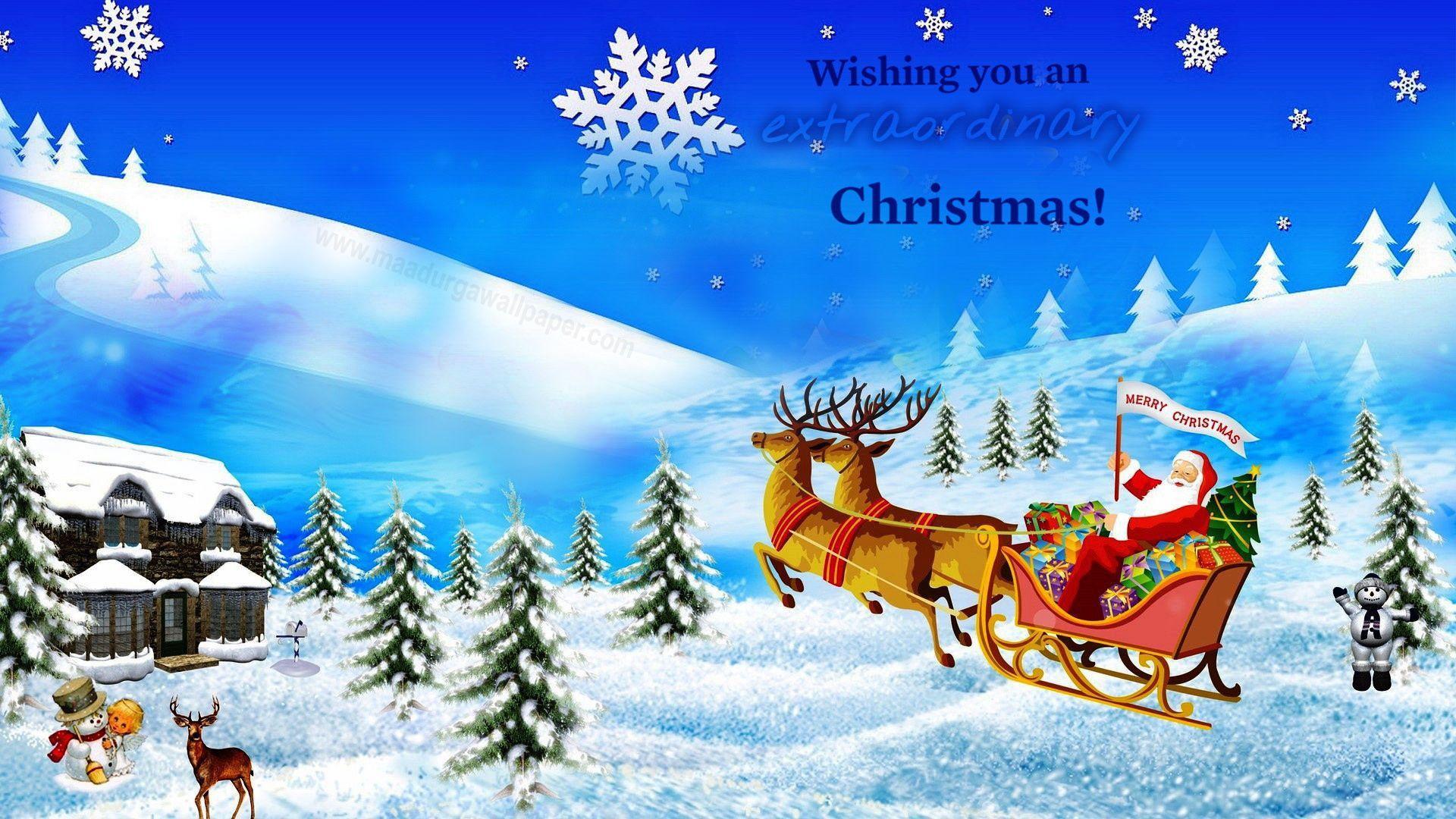 Santa Claus Wallpaper Beautiful Picture Amp Hd Images