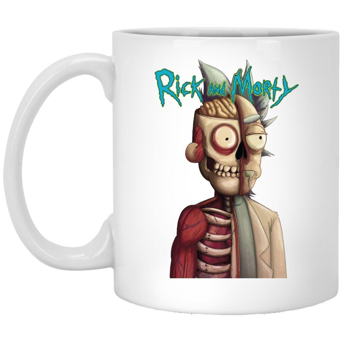 Rick & morty1-01 11 oz. Mug