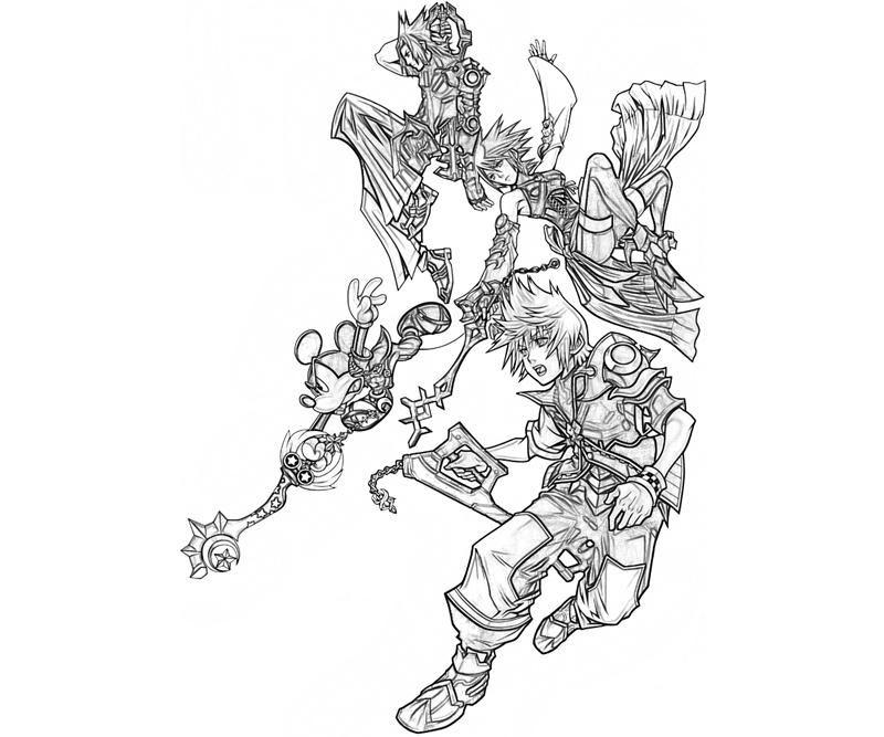 Pin On Kingdom Hearts