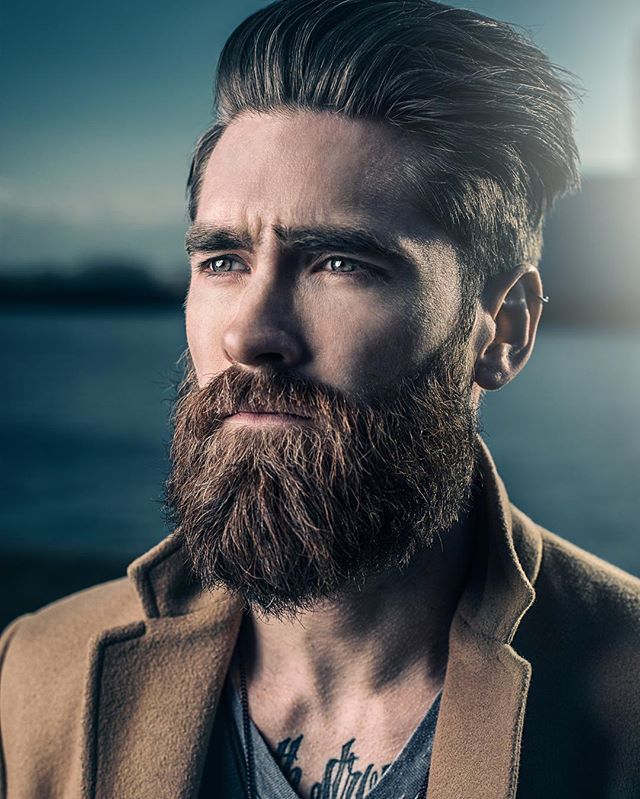 5 Full Beard Styles | Beards | Barba hombre, Barba sin ...