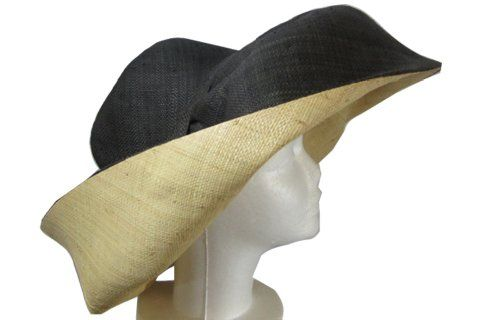 23fd7b9e4f8c1 Goal 2020 Hats Goal 2020 Madagascar Raffia Wide Brim Sun Hats  Natural
