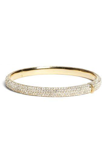 Nadri Pave Crystal Bangle Jewelry Jewelry Accessories Bangles