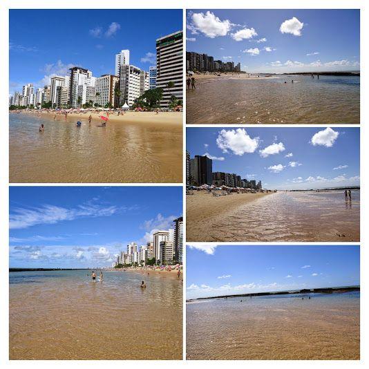 Praia de Boa viagem - Recife / Brasil