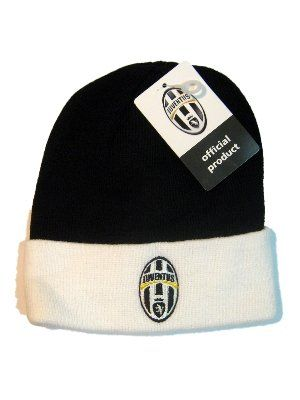 1d9e991177c70b AUTHENTIC Official Licensed FC Juventus Italian Soocer European Football Beanie  Hat - New with Tags by