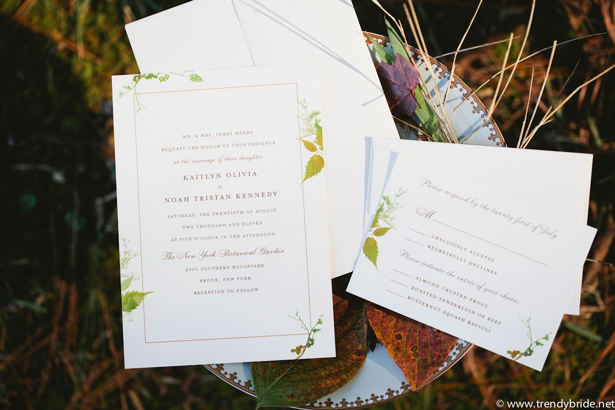 Beautiful Fall Wedding Paper Divas Invitations | Wedding paper divas ...