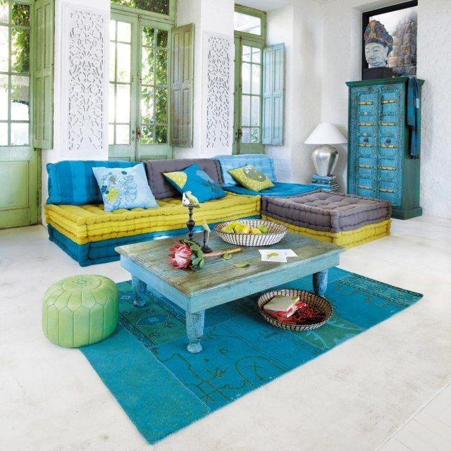 Décoration maison dans style marocain - 35 idées inspirantes ...