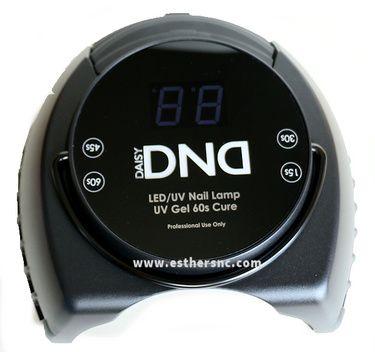 Daisy DND LED/UV Nail Lamp Dryer | Daisy Duo Soak Off Gel ...