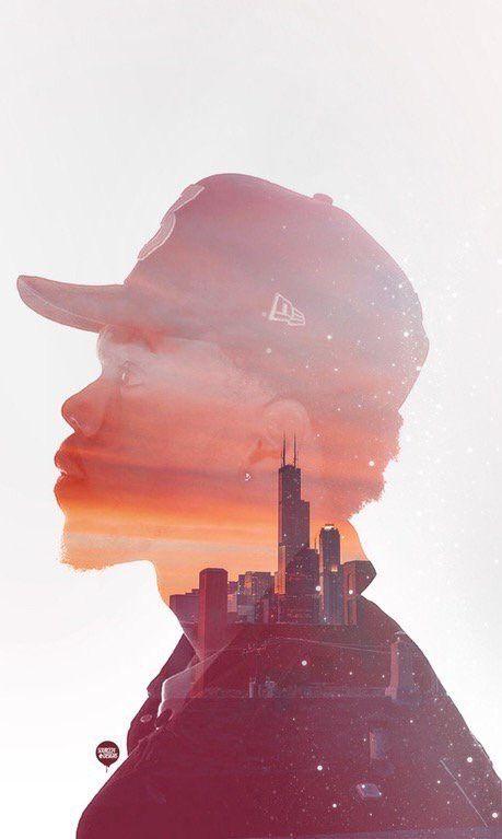 Follow Taytayconey Chance The Rapper Wallpaper Rapper Art Rap Wallpaper