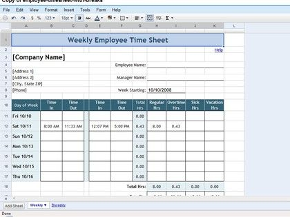 50 time-saving Google Docs templates Google docs and Template - Google Docs Budget Spreadsheet
