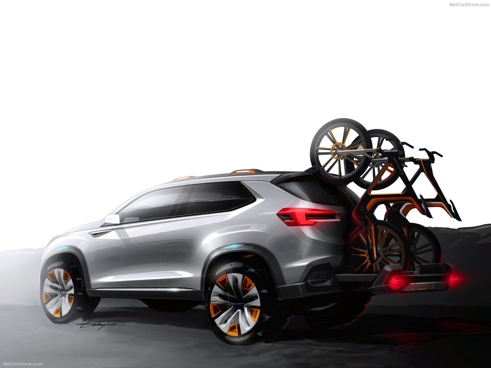 Subaru VIZIV Future Concept 2015 (1600x1200)