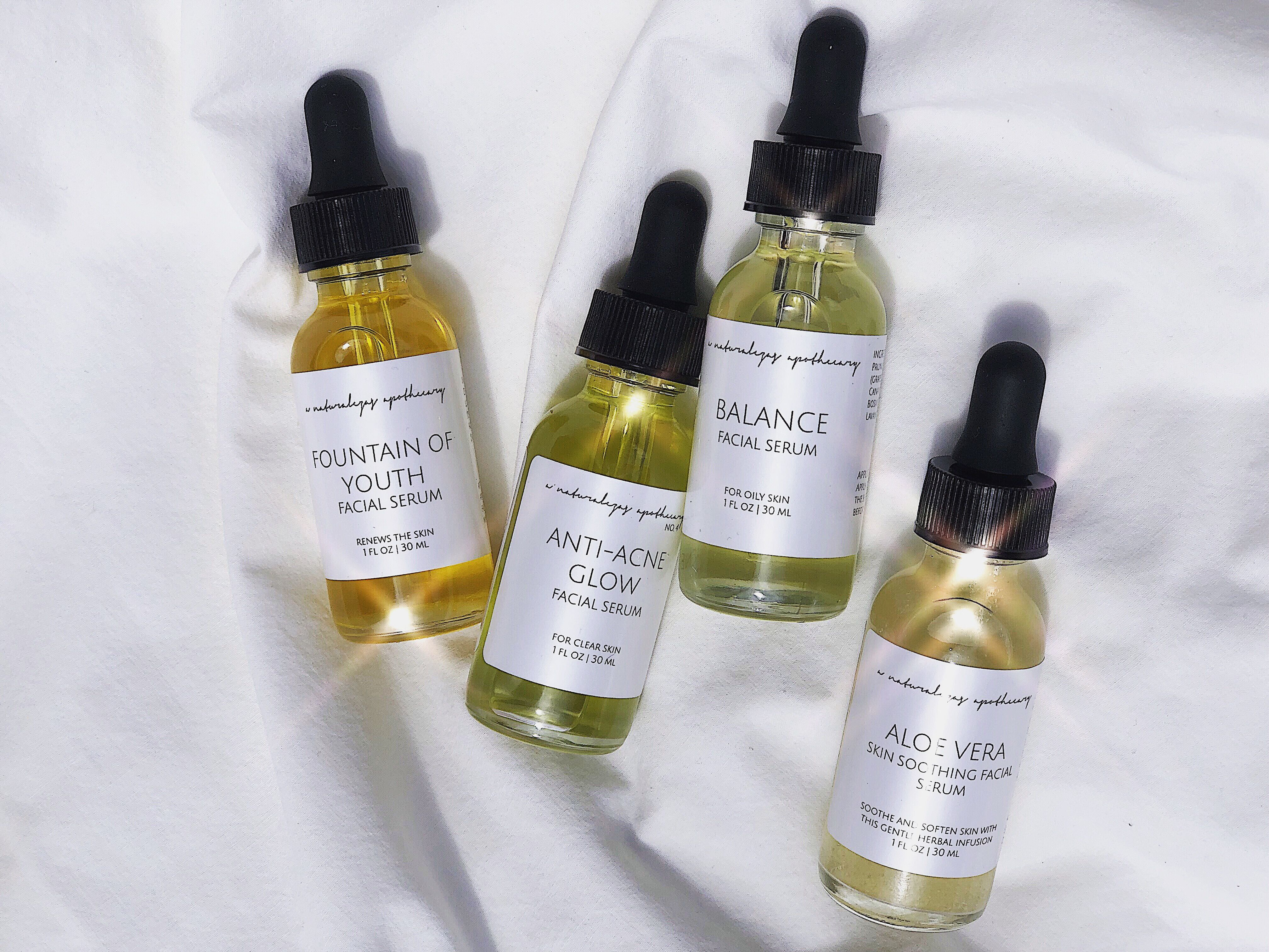 These facial serums make for the perfect plantbased