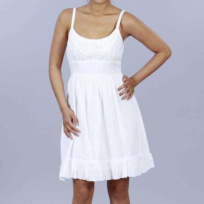 gettinfitt.com white sundress for wedding (07) #sundresses ...