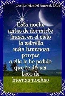 Buenas Noches Dios Te Bendiga Pensamientos De Buenas Noches