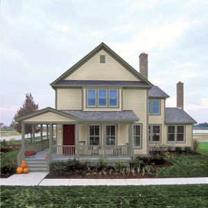 New Paint Colors for Exterior Home