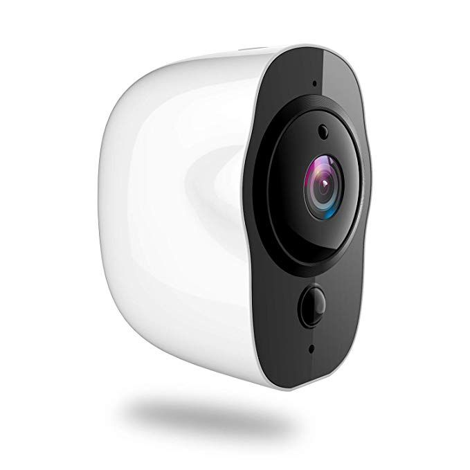 Battery Powered Security Camera, 1080P HD IP66