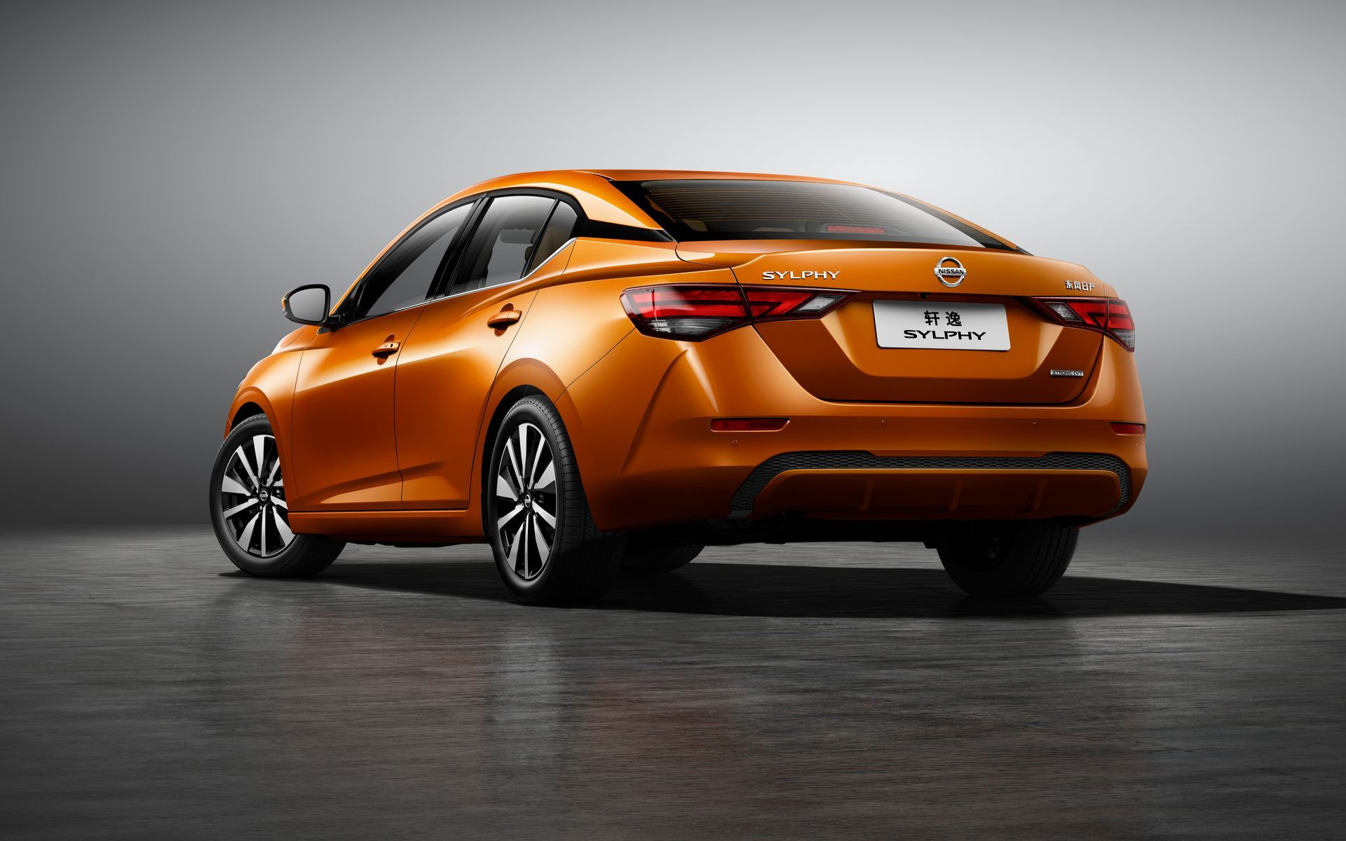 New Nissan Sylphy Launches In Shanghai Previews 2020 Sentra Carscoops New Nissan Nissan New Cars