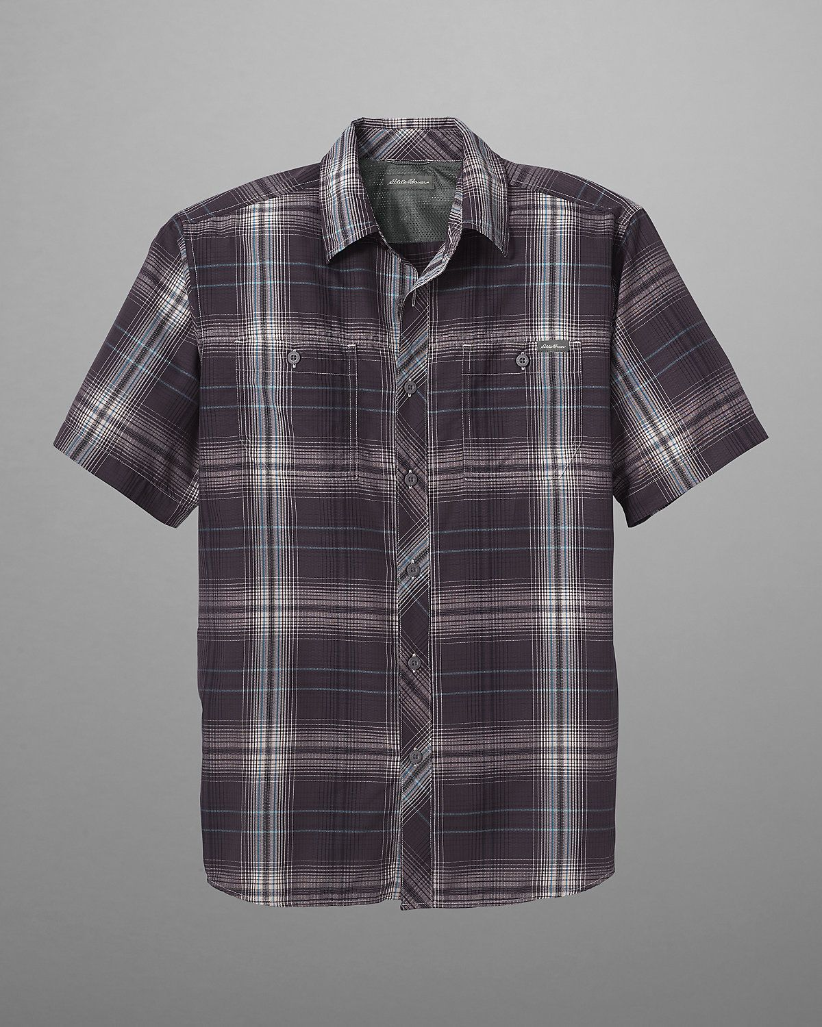 Men's Greenpoint Short-sleeve Shirt | Eddie Bauer