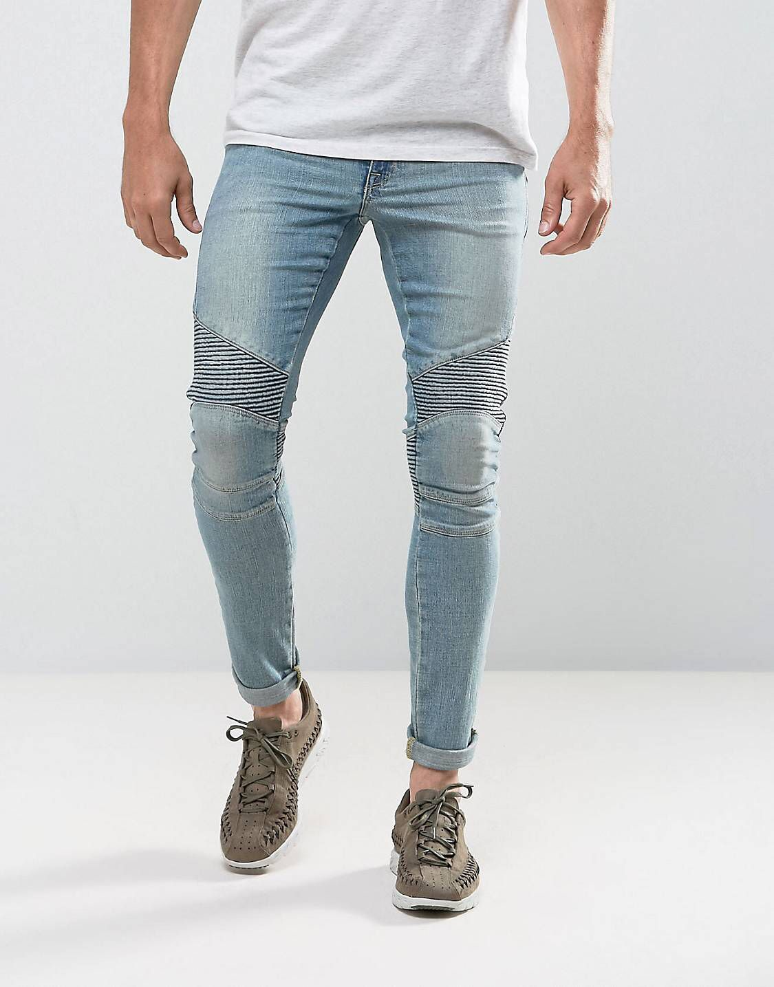0f9ee977 Buy Navy Asos Skinny jeans for men at best price. Compare Jeans prices from  online stores like Asos - Wossel Global