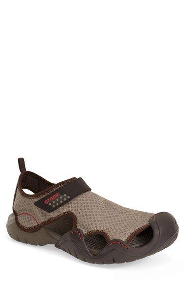 0be06c3f6ff3 Men s CROCS  Swiftwater  Water Shoe Sport Sandal