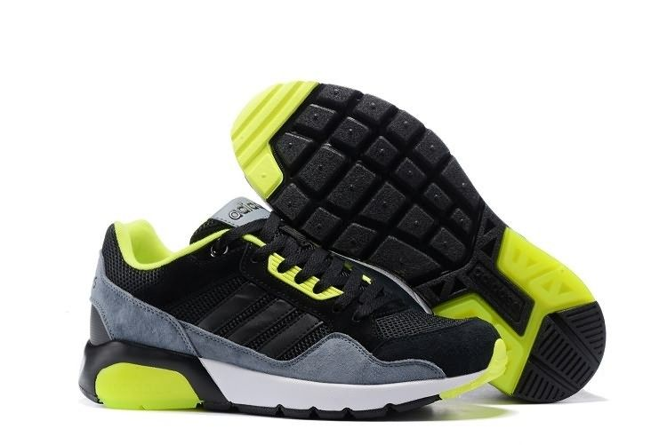 cheap for discount ed2fb 706a8 ... amazon adidas neo run9tis mens shoes black green aw4788 68 aacd2 54727