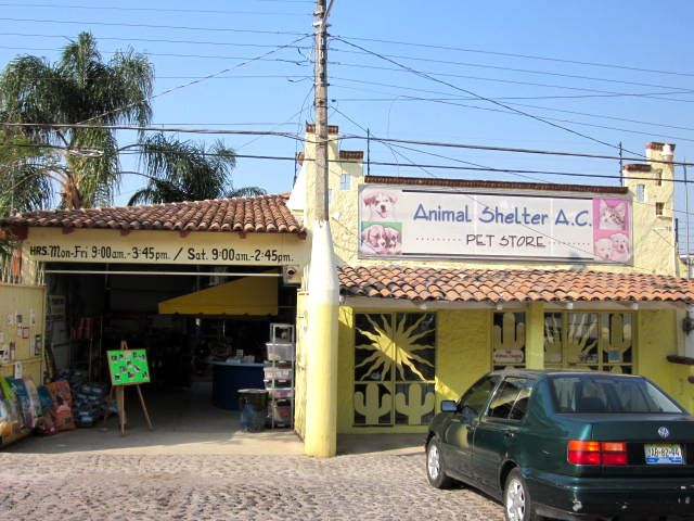 Cat Shelter and Store