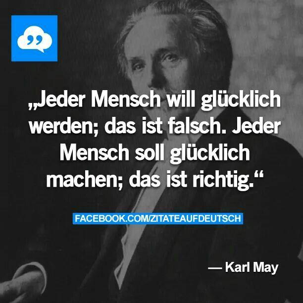 Zitate Karl May
