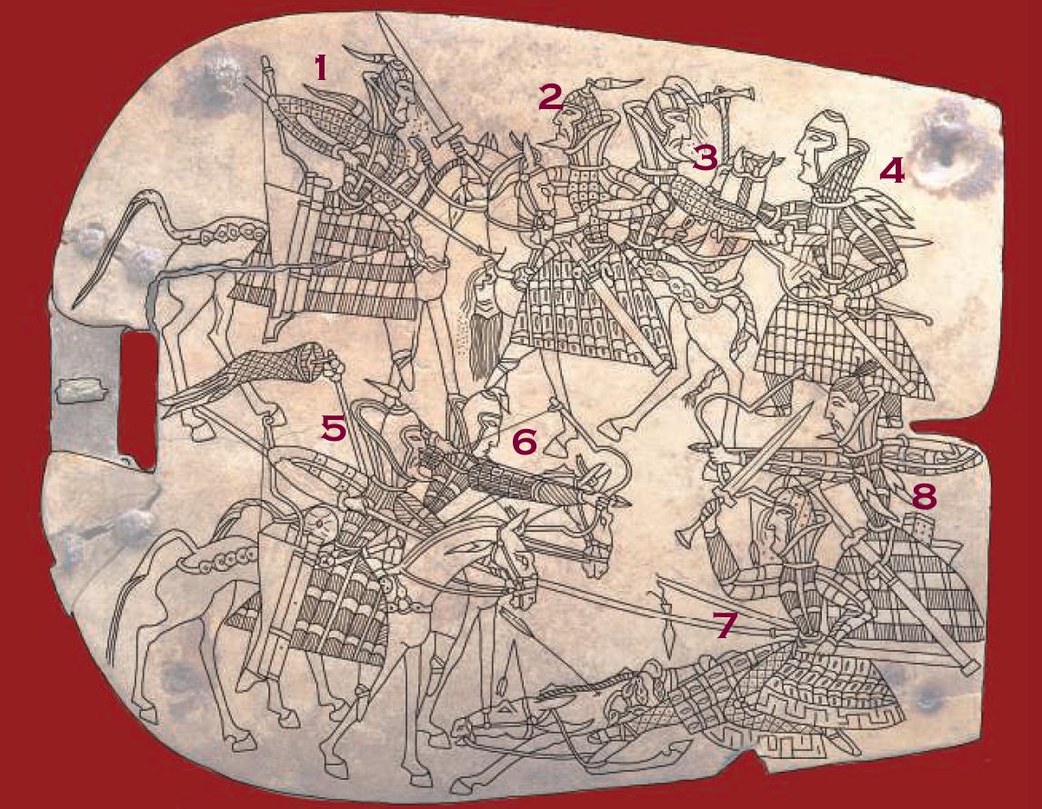 The Orlat Battle Plaques Part 2 Eran Ud Turan On Patreon Patreon Battle Plaque