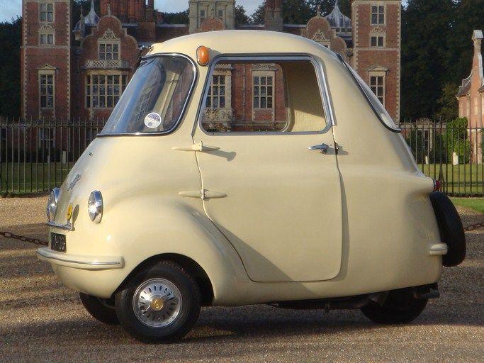 Pin On Odd Beautiful Cars