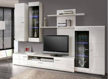 Inspirational Display Cabinet with Tv