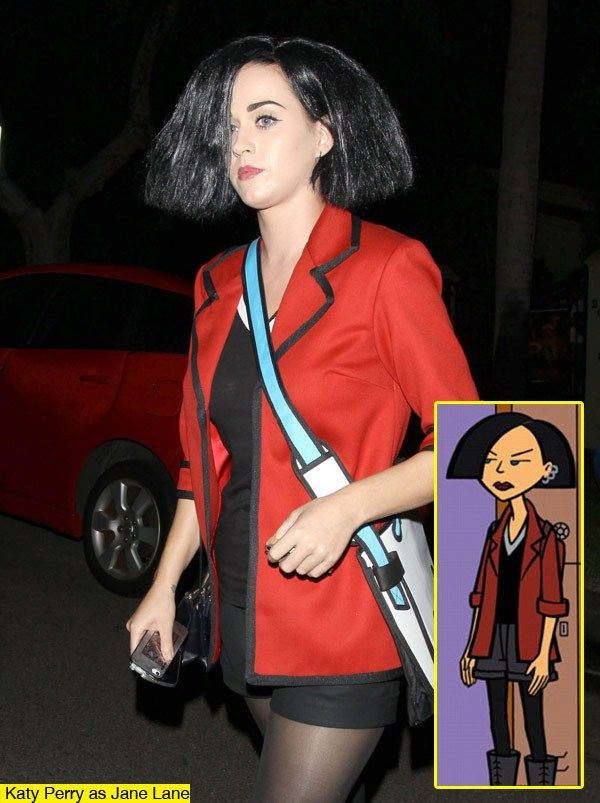 Jane Lane from Daria Costume