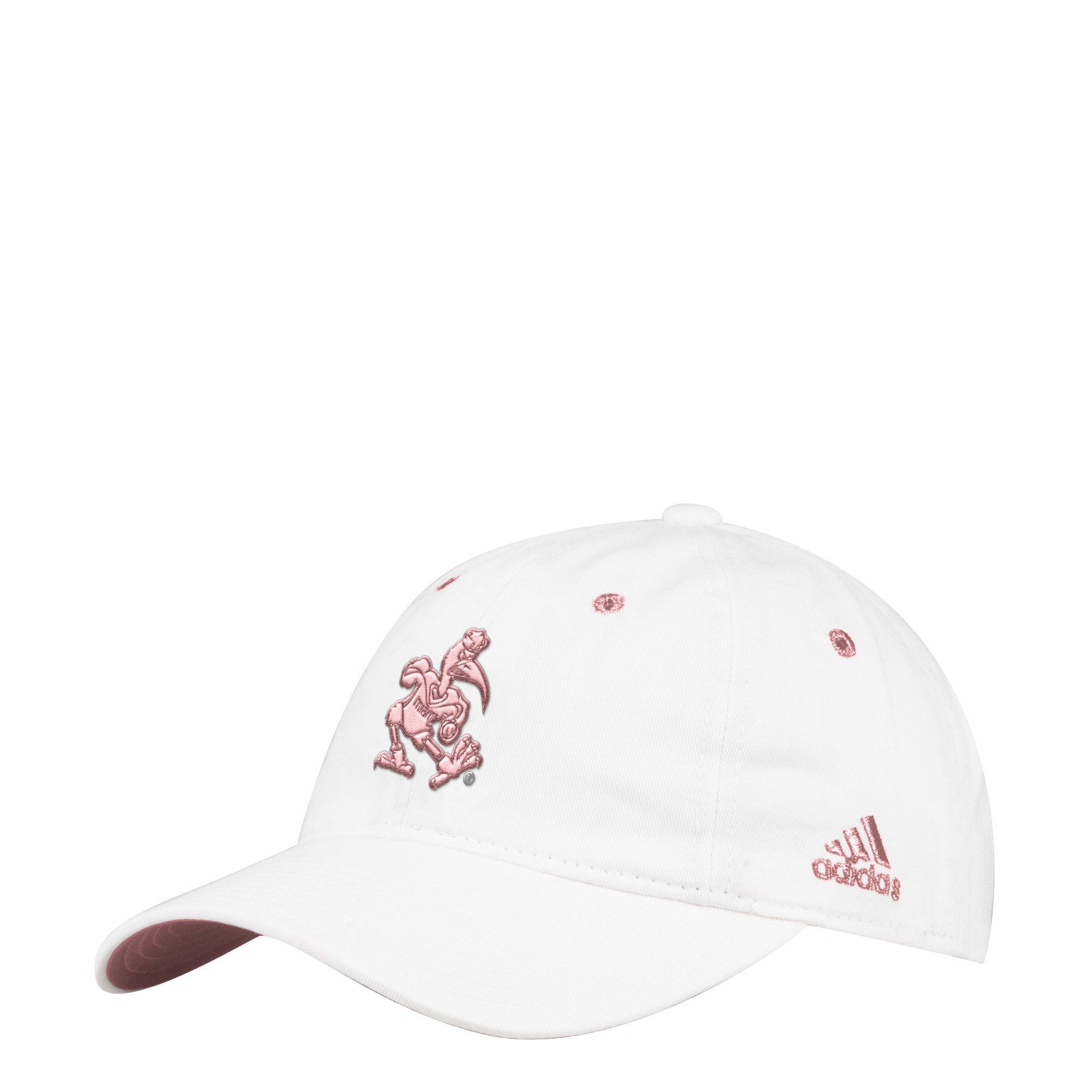 buy popular ea3c9 65d9a Miami Hurricanes adidas Safari Hat - Tan   CanesWear