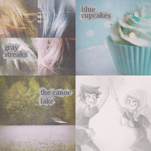 The little Percabeth things...I swear they are destiny.