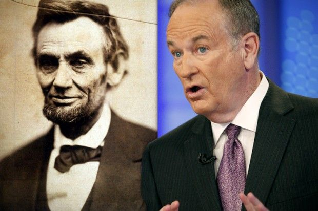 David Gergen and Bill O Reilly should probably read Abraham