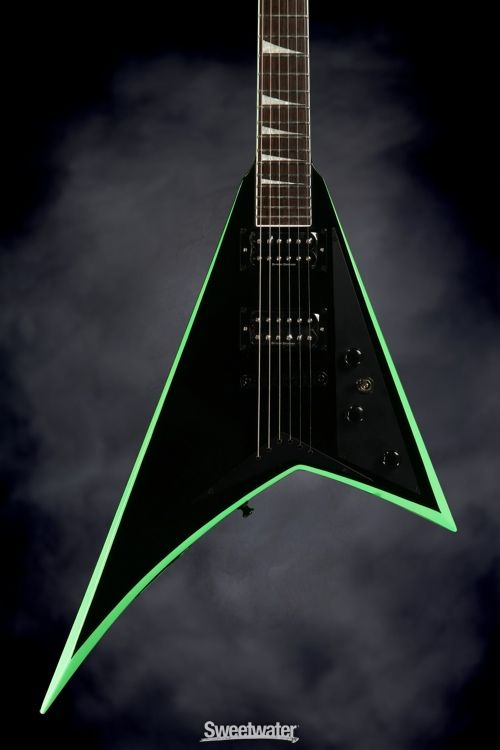 Jackson X Series Kelly Kexq Trans Green Jackson Guitars Electric Guitar And Amp Electric Guitar