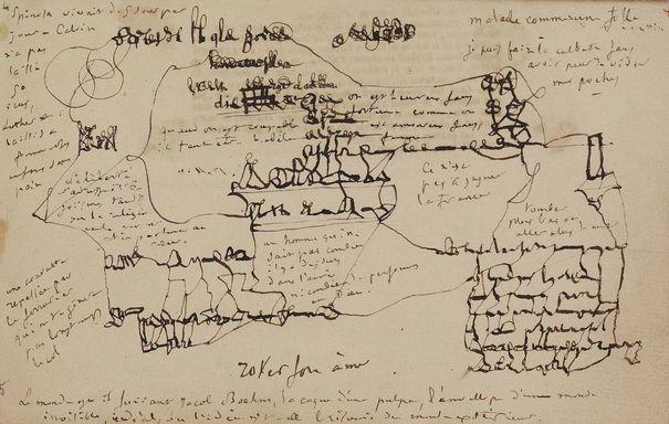 Lettres Et Manuscrits Manuscrit Lettre A Des Lettres