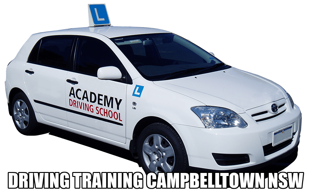 Driving Training Campbelltown Nsw Automatic Driving Lessons