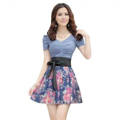 3de95b8eb imagenes de vestidos de moda para jovenes casuales