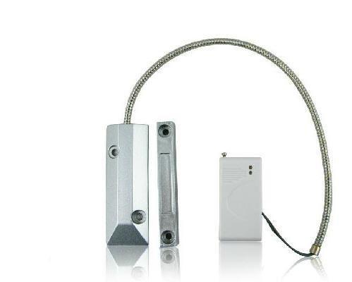 Visit To Buy Wireless Magnetic Door Windows Sensor Alarm Door Magnetic Contact For Roller Shutter Garage Door Sensor Alarm Systems For Home Roller Shutters