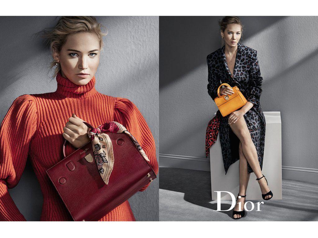 Dior: Jennifer Lawrence For F/W16 Campaign