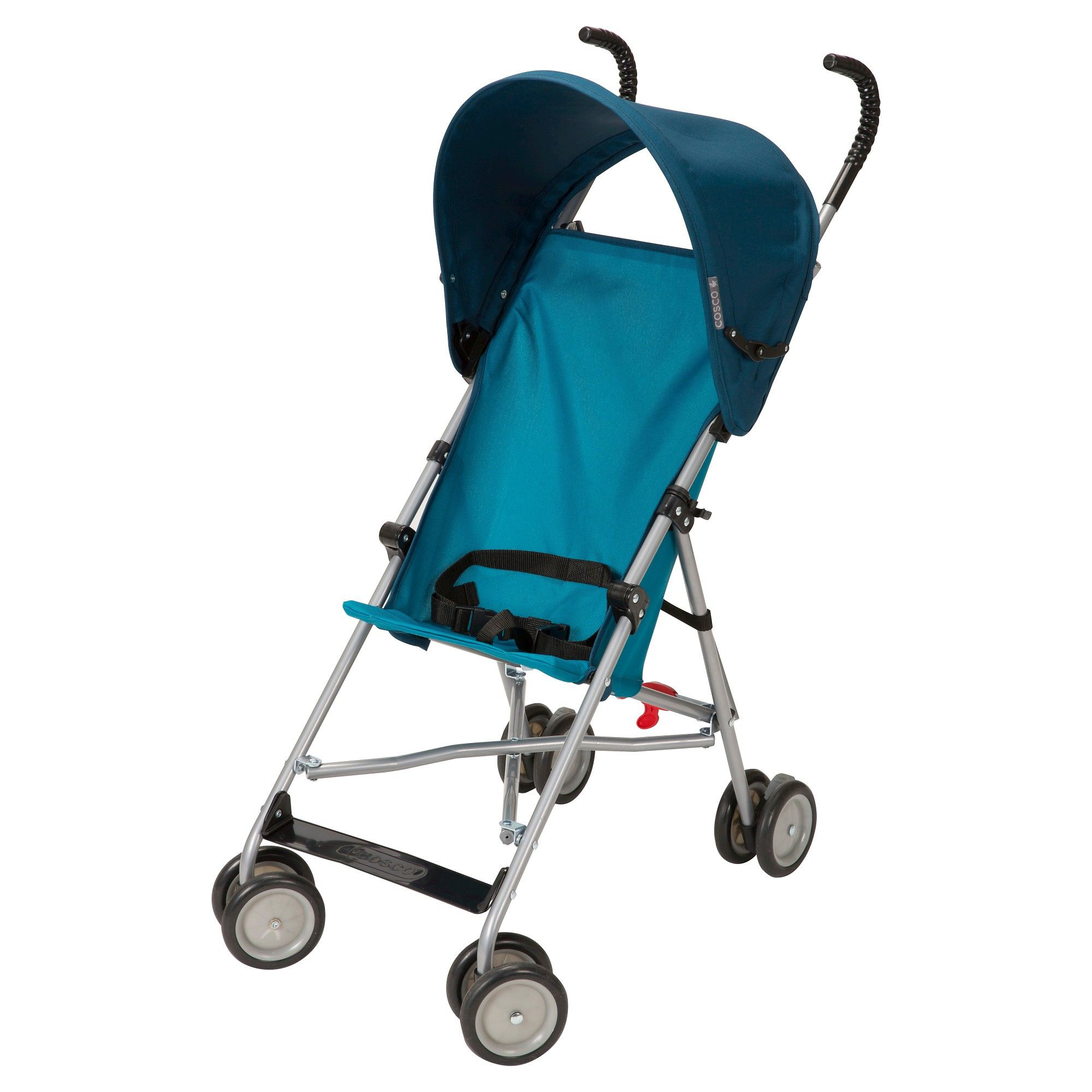 Cosco Umbrella Stroller with Canopy Blue