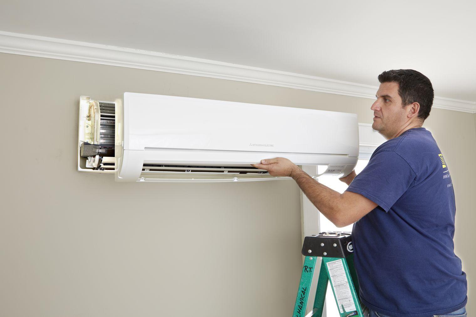 How to Install a MiniSplit AC Heat Pump in 2020 Mini