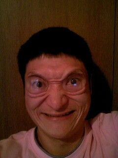 Weird People With Glasses 3