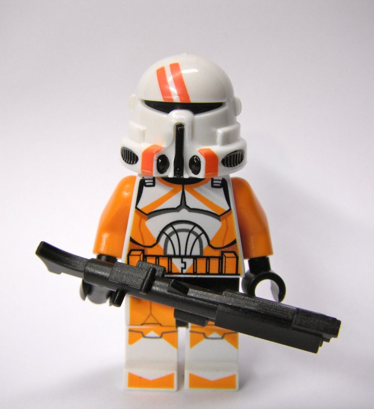 LEGO Star Wars Obi-Wan Minifigure Cloak /& Headpiece Loose