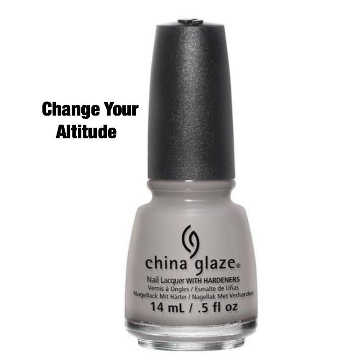 "China Glaze ""Change Your Altitude"""