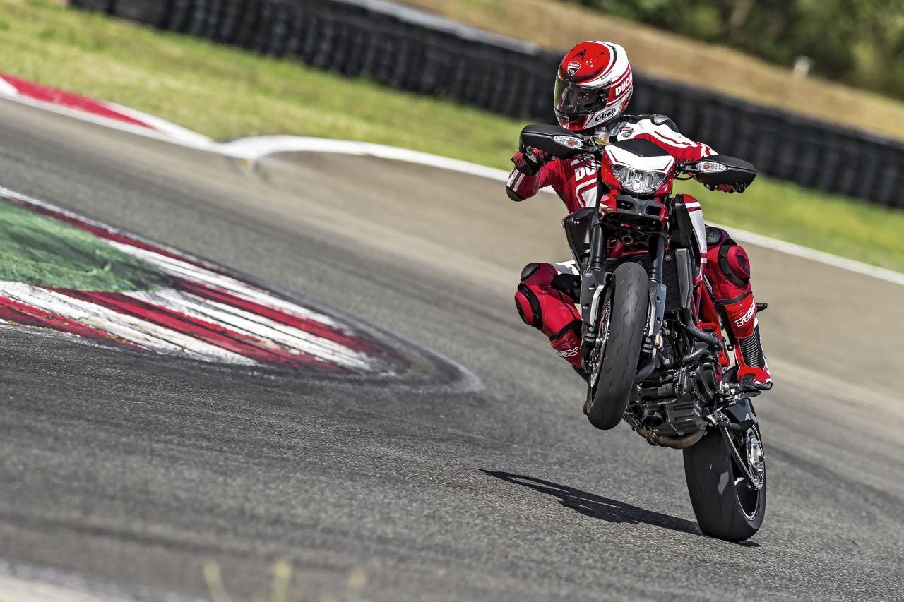 Ducati Hypermotard SP Ducati Corse