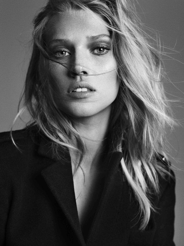 Toni Garrn By Hunter Gatti Toni Garrn Portrait Photography