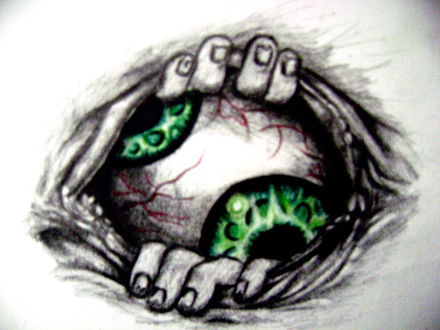 Tool Eye By Kitdesertoffate27 On Deviantart Tool Band Tattoo Third Eye Tattoos Tool Band Art