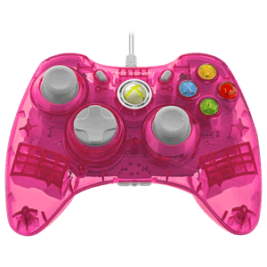 Pink Palooza PDP Rock Candy Wired Controller for PC