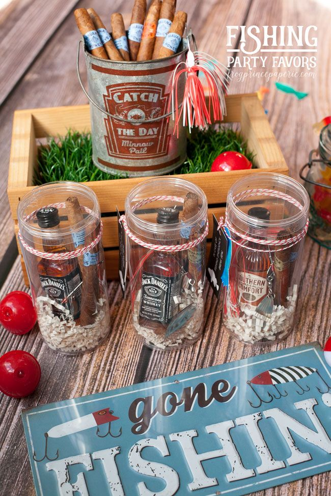 Fishing Party Favor For Grown Ups Bloggers Best Entertaining And